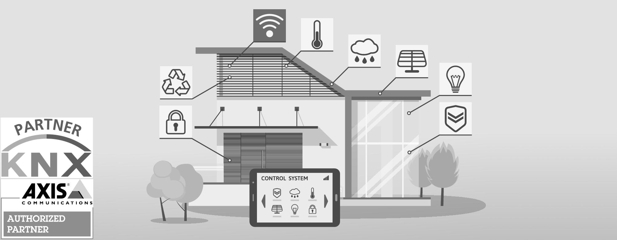 Numatech - Inteligentny dom, Fibaro, KNX, Lutron, BACnet